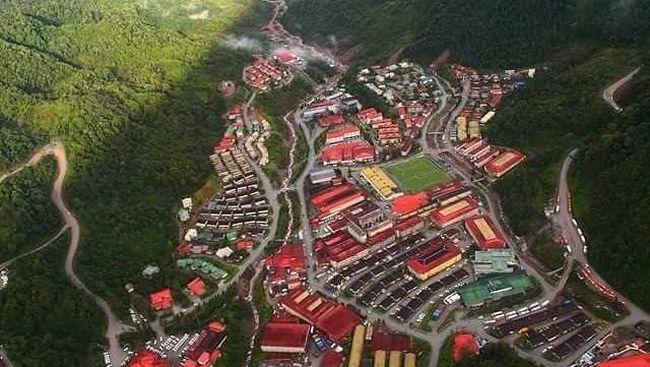 Polisi tak mendatangi lokasi diduga sarang KKB di Tembagapura karena menghindari kontak tembak saat penanganan bencana.