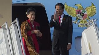 Jokowi Jajaki Kerjasama dengan 3 Negara Timur Tengah
