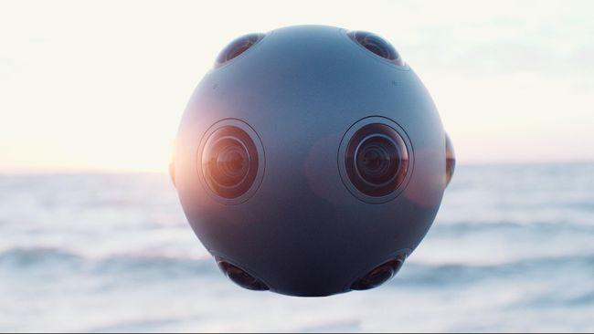 Kamera Ozo dirancang untuk menangkap video dan audio 360 derajat guna menyediakan konten realitas virtual dan diperuntukkan kepada industri film sampai iklan.
