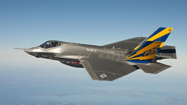 Jet tempur siluman buatan AS ini telah lama diburu UEA dan mendapat lampu hijau setelah mereka mengakui Israel.