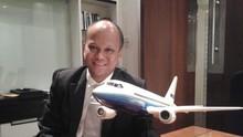 Saran Putra Habibie Agar Pesawat Aman dari Penularan Corona