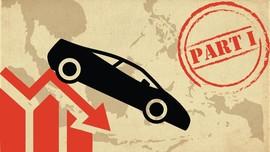 Gerak Mundur Industri Mobil Asean
