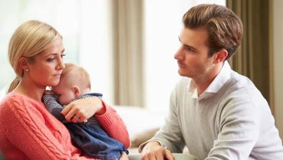 Tanda-tanda dan Cara Mengatasi Baby Blues