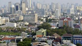 Perubahan Penggunaan Lahan Sebabkan Jakarta Rentan Banjir