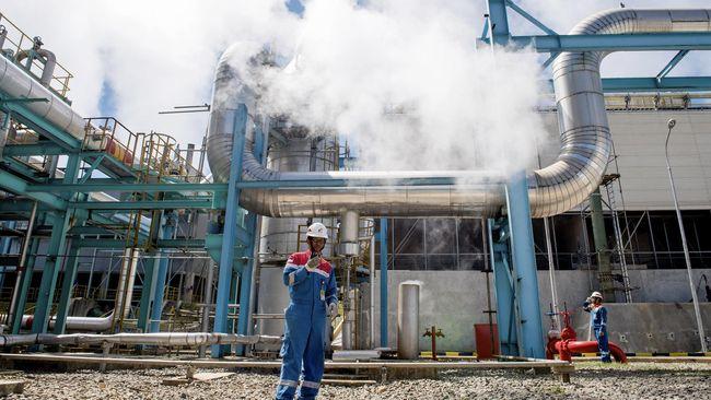 Kementerian ESDM sedang menyusun skema insentif untuk meningkatkan investasi eksplorasi panas bumi.