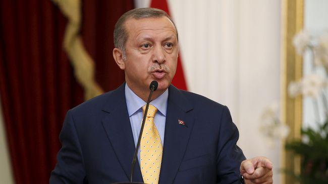 Presiden Turki Recep Tayyip Erdogan menyatakan kembali niat Turki untuk membuka kedutaan di Yerusalem Timur, Minggu (17/12)
