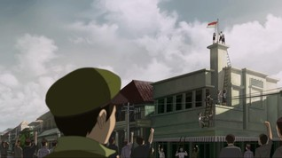 Meneropong Hari Pahlawan lewat Animasi Battle of Surabaya