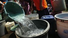 Krisis Air Bersih Ancam Masyarakat Pulau Bintan