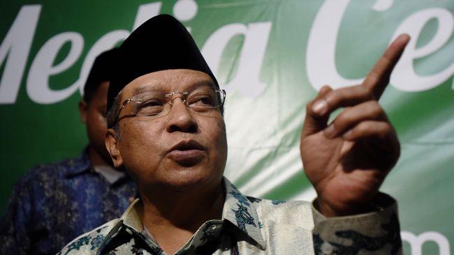 Ketum PBNU Said Aqil Siroj menilai perlu ada materi tentang akhlakul karimah selain aqidah dan syariah.