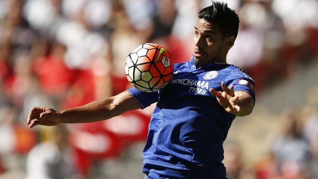 Radamel Falcao bakal hengkang dari Stamford Bridge setelah namanya tersingkir dalam daftar pemain Chelsea di Liga Champions.