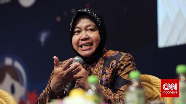 Wali Kota Surabaya Tri Rismaharini mengaku sebagai keturunan pendiri NU. Dia bercerita soal sebuah azimat milik keluarga yang dipakai saat Resolusi Jihad NU.