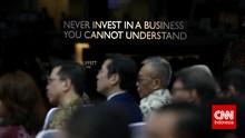 Warren Buffet Kasih 'Wejangan' ke Investor Dunia