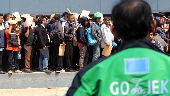 Kepolisian Sumatera Utara merasa perlu ambil langkah mengantisipasi tempat memangkal para pengojek di Medan menyambut kehadiran layanan Gojek.