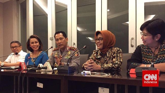 Direktur Tipideksus Brigjen Victor Simanjuntak mengatakan penetapan tersangka kandidat capim KPK tersebut adalah murni masalah hukum.