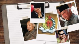 Jalan Berliku Perkara Yayasan Soeharto