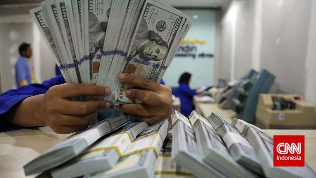 Bank Indonesia mencatat, dana repatriasi mendorong deposito valas pada Desember tahun lalu mencapai Rp287,5 triliun naik dari November sebesar Rp267,5 triliun.