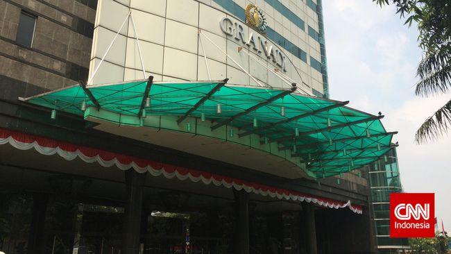 Ketua DPP yang juga pendiri Partai Berkarya Badaruddin Andi Picunang menegaskan bahwa partainya tidak berkantor di Gedung Granadi.