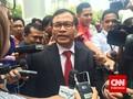 Pramono Anung dan Darmin Nasution Tiba di Istana