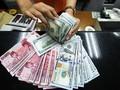 Rupiah Berotot Terhadap Dolar AS dan Yen Jepang