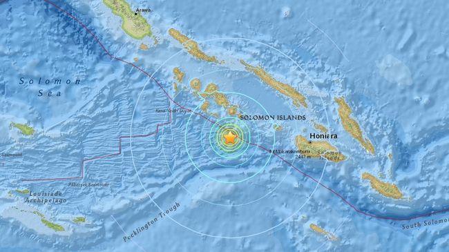 Kepulauan Solomon Catat Kasus Pertama Covid 19