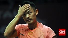 Lin Dan, Legenda Bulutangkis Tanpa Juara Indonesia Open