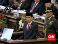 Jokowi Ajak Pimpinan Lembaga Tinggi Dengar Kritik Rakyat