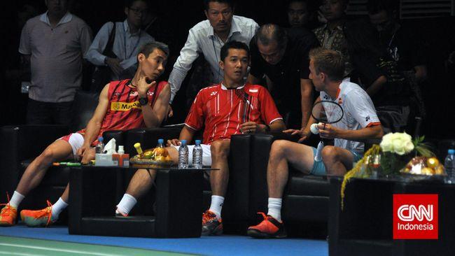 Lin Dan Pensiun Fantastic Four Badminton Resmi Berakhir