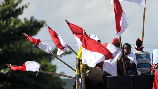 Pengelola situs yang berniat menangkis opini OPM soal kondisi Papua mengaku tak perlu memperhatikan kaidah jurnalistik selama demi menjaga keutuhan NKRI.