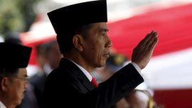 Jokowi Pantau Demo Buruh Melalui Menteri-menteri