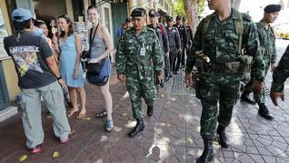 Polisi Bangkok Buru Kaki Tangan Pelaku Pengeboman