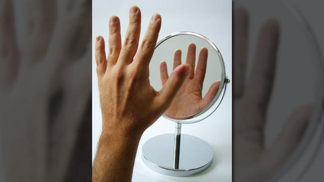 Ilmuwan Jepang mengenalkan teknologi baru yang memungkinkan membaca layar di punggung dan telapak tangan. Layar yang dipasang memiliki ketebalan satu milimeter.