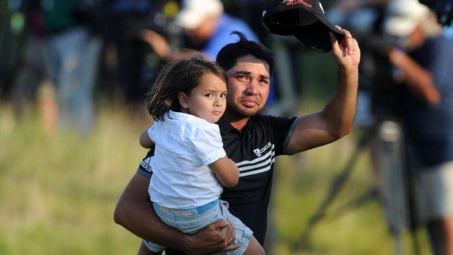Prestasi terbaik Jason Day adalah empat besar di enam turnamen major PGA terakhir.