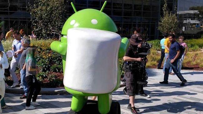 Berkat kehadiran Nexus 5X dan Nexus 6P, persentase yang mengadopsi sistem operasi Android 6.0 atau Marsmallow bisa mencapai 1,2 persen.