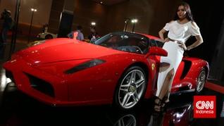 Italia Lockdown, Ferrari Terpaksa Berhenti Produksi