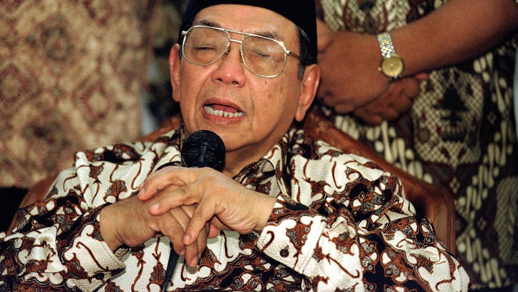 Ayah Abdurrahman Wahid atau Gus Dur, Wahid Hasyim adalah sosok ayah penyayang tapi tegas. Dia tak segan menghukum Gus Dur ketika berbuat salah.
