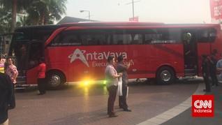 Antavaya Tour Garap Bisnis Bus Mewah