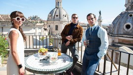Jadwal Bioskop Trans TV 5 Juni, The Man from U.N.C.L.E