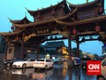 China Mulai Buka Tempat Wisata Usai 3 Bulan Lockdown Corona