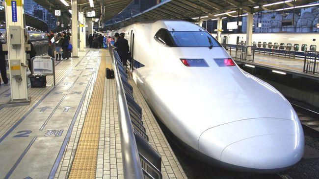RI Bakal Punya 'Shinkansen', Jakarta-Semarang Cuma 3 Jam
