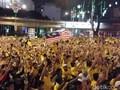 Aksi Anti Pemerintah di Malaysia Berakhir dengan Damai