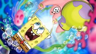 Nickelodeon Akui SpongeBob Bagian dari Komunitas LGBT