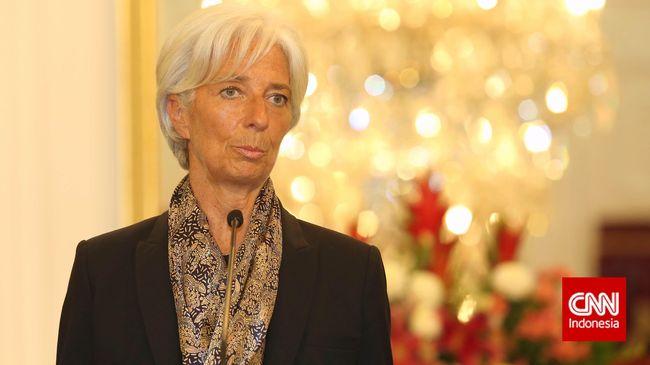 Direktur Pelaksana IMF Christine Lagarde memuji kinerja perekonomian Indonesia yang tangguh serta memiliki prospek yang baik di tahun-tahun mendatang.