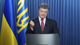 Ukraina Anggap Penahanan Kapal oleh Rusia Bentuk Agresi Baru