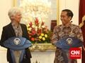 Memorabilia IMF dari Era Soeharto hingga Jokowi