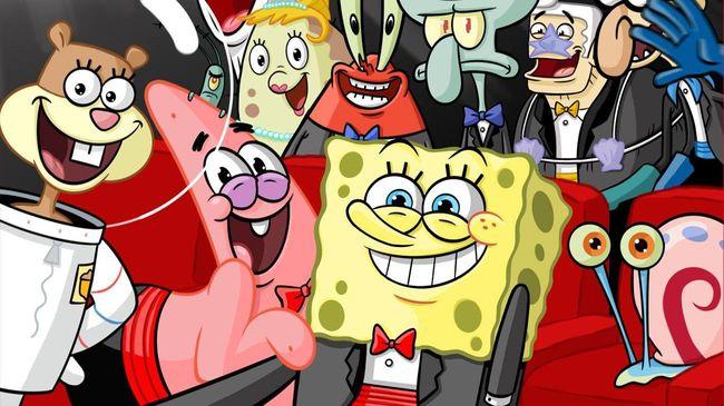 Tindakan KPI yang menegur 14 tayangan di televisi, termasuk serial kartun Spongebob Squarepants membuat warganet ramai-ramai 'membela' Spongebob.
