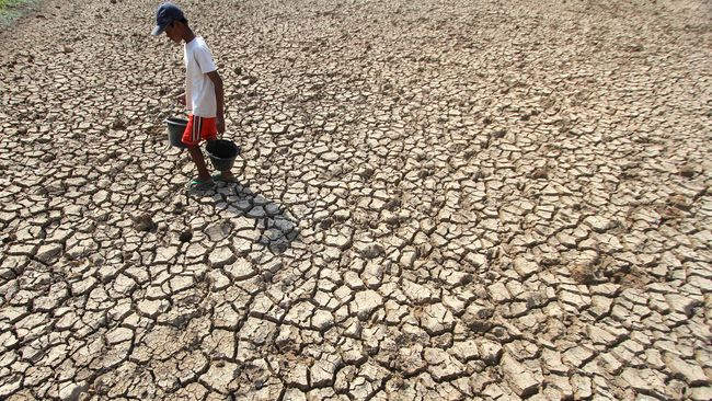 BMKG menyebut selama September hingga November sejumlah wilayah di Indonesia masih akan mengalami kemarau dengan hujan sesekali.