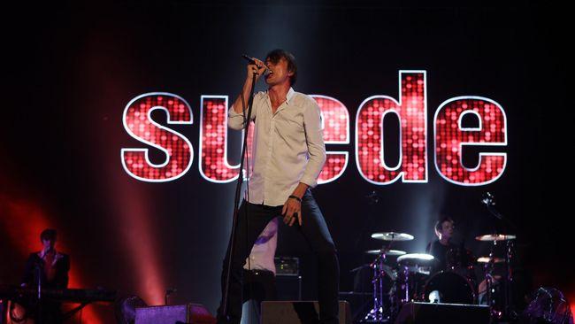 Terakhir kali merilis album pada 2013, band asal Inggris, Suede, akan kembali merilis album musik pada tahun ini.