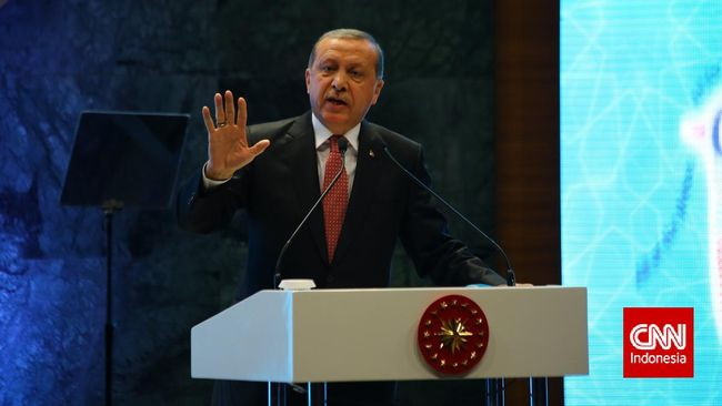 Presiden Turki, Recep Tayyip Erdogan, berupaya menengahi konflik yang terjadi antara Ukraina dan Rusia di perbatasan.