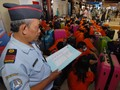 Imigrasi Tolak Enam WN Bangladesh Masuk Indonesia