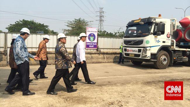 Januari, Adhi Karya Kantongi Kontrak Baru Rp1 Triliun